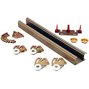 Prime line products 163591 bypass closet track kit 72 for Is home improvement on amazon prime