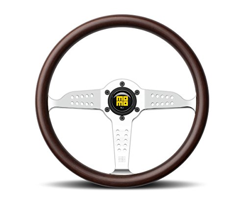 momo steering wheel wood - 1