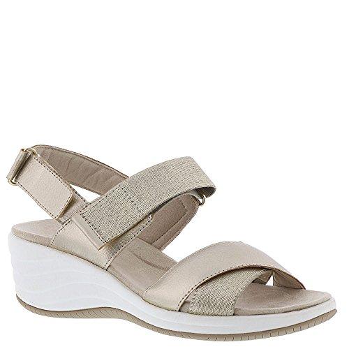 Esprit Facile Darry3 Femmes Sandale Or