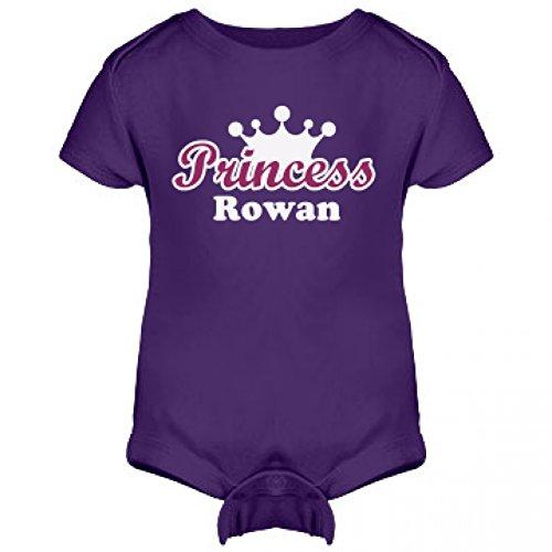 Princess Rowan Onesie: Infant Rabbit Skins Lap Shoulder Creeper