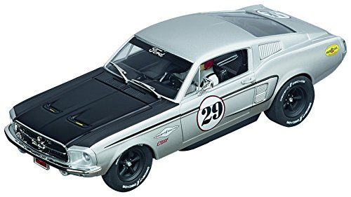 (Carrera 30794 Ford Mustang GT No. 29 1:32 Scale Digital 132 Slot Car Racing Vehicle )