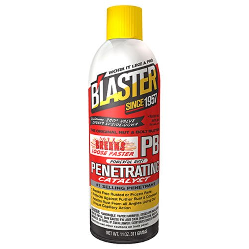 B'laster 16-PB Penetrating Catalyst - 11-Ounces