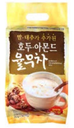Damizle Korean Traditional Walnut and Almond Tea 다미즐 호두 아몬드 율무차