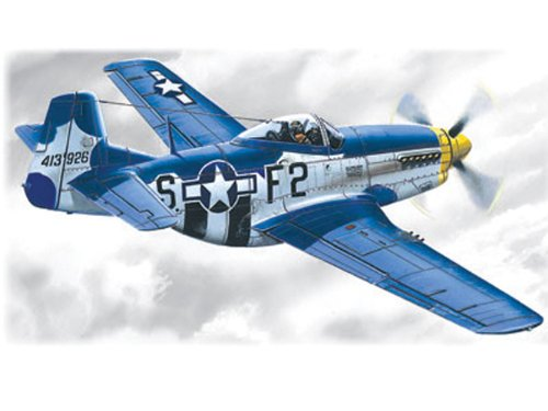 ICM Models P-51D-15 Mustang Building Kit