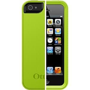 Otterbox Prefix Series Case - Funda para Apple iPhone 5, verde