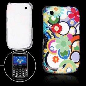 Protection en plastique Shell Case pour Blackberry 8520