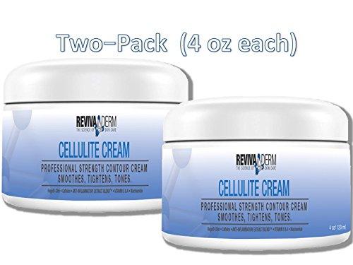 RevivaDerm Cellulite Retinol Cream - Smooth, Tighten & He...
