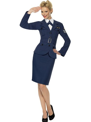 female air force fancy dress - 7