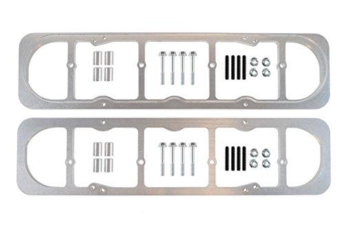 - LS Valve Cover Adapter LS1 LS2 LS3 LS7 LSX To SBC Chevy 350 5.3 551535