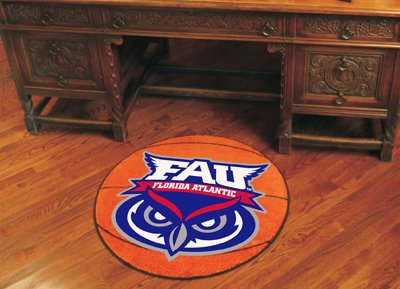 Fanmats Florida Atlantic University Basketball Mat - 47 ()