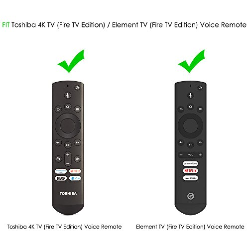 CaseBot Silicone Case for Fire TV Edition Remote - Honey