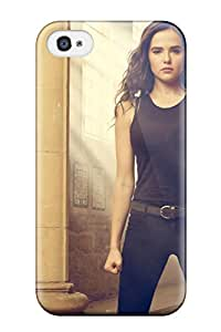 New Style Hot Fashion Design Case Cover For Iphone 4/4s Protective Case (rose Hathaway)