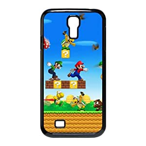 Game boy Super Mario Bros Samsung Galaxy S4 9500 Cell Phone Case Black Protect your phone BVS_763749