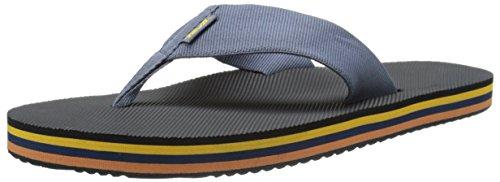Men's Teva 'Deckers' Flip Flop, Size 13 M - Blue