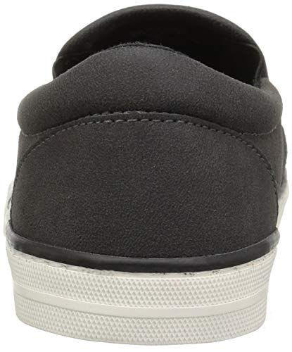 The Children's Place Boys' Slip Sneaker, BLACK02, Youth 1 Child US Little Kid by The Children's Place (Image #2)