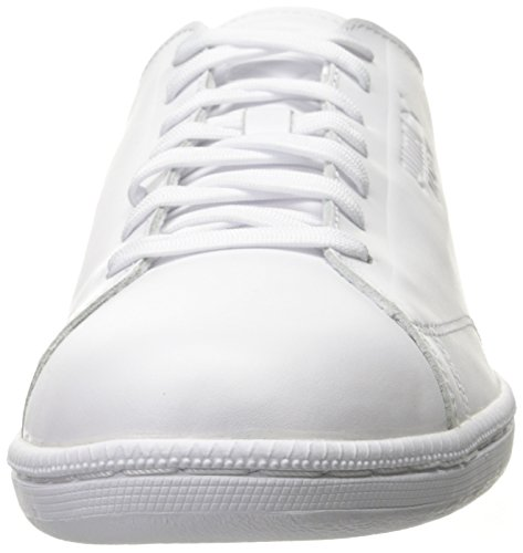 Felpa da uomo Clean Fashion Sneaker da uomo, Puma White, 10,5 M US