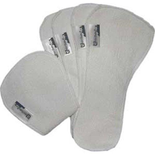 Super Undies Step Up Microfiber Inserts - 2 Pack (Large)