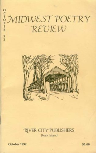 Midwest Poetry Review (October 1992) (October 1992)