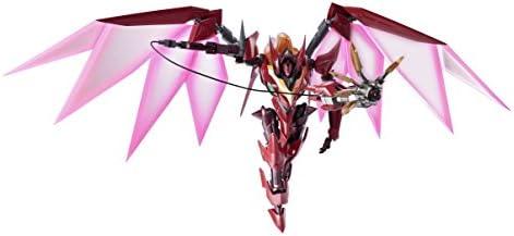 METAL ROBOT魂 コードギアス [SIDE KMF] 紅蓮聖天八極式 約145mm ABS&PVC&ダイキャスト製 塗装