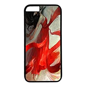 High Quality Case for iPhone 6 plus Photo Printed On The Single Back PC Black Case Cover For iPhone 6 plus Good Quality Hard Shell Skin For iPhone 6 plus with Ascension