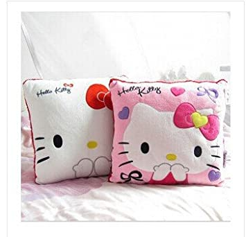 Amazon.com: Super lindo juguetes kitty almohada suave ...