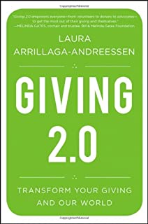 Book Cover: Giving 2.0: Transform Your Giving and Our World
