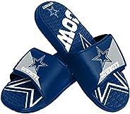 NFL Dallas Cowboys Mens Sport Shower Gel Slide Flip Flop SandalsSport Shower Gel Slide Flip Flop Sandals, Colo