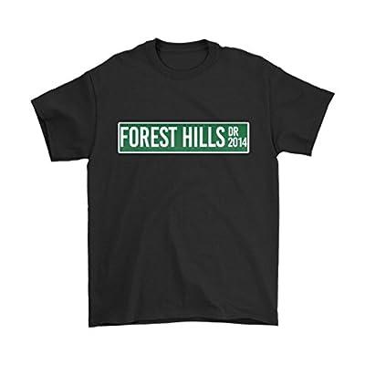ASVP Diamond Threads J Cole Forest Hills Drive Rap T-Shirt