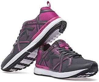 KELME - Zapatillas Running Nayala Kelme Mujer Antracita Y Fuxia 40: Amazon.es: Zapatos y complementos