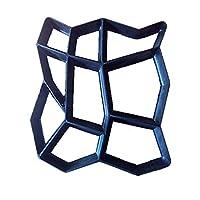 Pixnor Plastikform 42,5 x 42,5 cm Pathmate Beton Sprungbrett, Schimmel,...