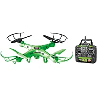 World Tech Toys Ghostbusters Slimer 2.4Ghz 4.5 Channel Video Camera RC Quadcopter Drone Vehicle, Green, 22 x 4 x 14.5