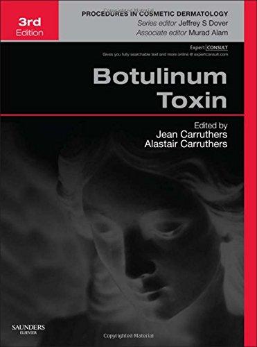 Botulinum Toxin  Procedures In Cosmetic Dermatology Series  3E