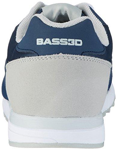 Xti Herren 40127 Sneaker, Blau (navy), 44 Eu