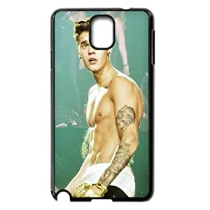 Custom High Quality WUCHAOGUI Phone case Singer Prince Justin Bieber Protective Case For Samsung Galaxy NOTE3 Case Cover - Case-1