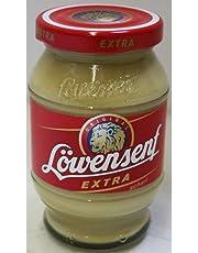 Loewensenf Extra Hot German Mustard, 280ml