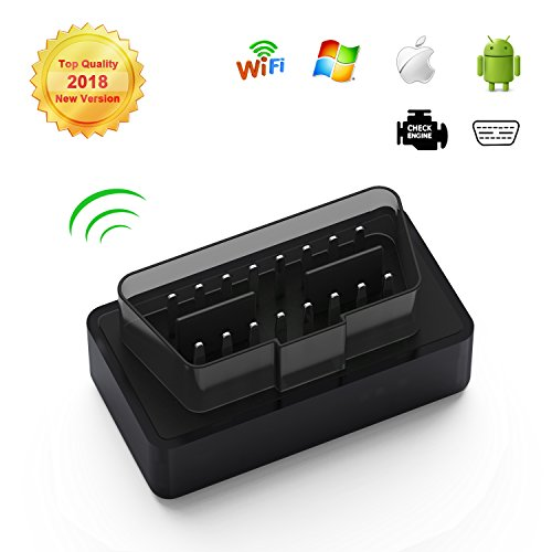 AUTMOR OBD2 OBDii Scanner Car WIFI CAN Code Reader Scan Diagnostic Auto Tool Wireless OBD2 for IOS & Android