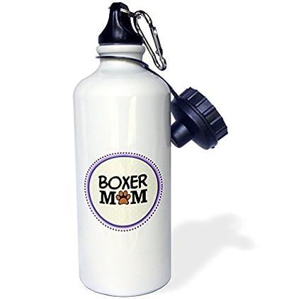 Amazon.com: Moson botella de agua regalo, Boxer perro Doggie ...