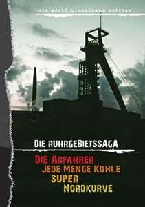 Die Ruhrgebietssaga (4 DVDs) [Alemania]