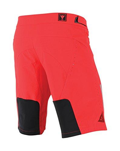 Dainese hombres Shorts Terratec - Celeste, pequeño Rojo - rosso