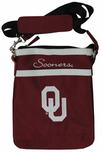 Oklahoma Sooners Purse - NCAA Oklahoma Sooners Purse Hipster