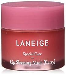 LANEIGE Lip Sleeping Mask ,Berry, Lip Tr...