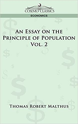 Image Analysis Essay Buy An Essay On The Principle Of Population  Vol  Book Online At Low  Prices In India  An Essay On The Principle Of Population  Vol George Orwell 1984 Essays also Essay On Population Control Buy An Essay On The Principle Of Population  Vol  Book Online At  Writing An Essay In French