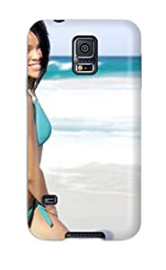 4740506K95426841 New Rihanna Skin Case Cover Shatterproof Case For Galaxy S5