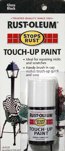 Rust-Oleum 215057 Stops Rust Touch-Up Paint, 0.45-Ounce, -