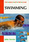 img - for Swimming (The Skills of the Game) by John Verrier (1995-11-27) book / textbook / text book