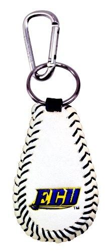 NCAA East Carolina Pirates Baseball Keychain