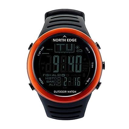 XKC-watches Relojes para Hombres, 720 North Edge Hombres Moda Profesional Deporte al Aire