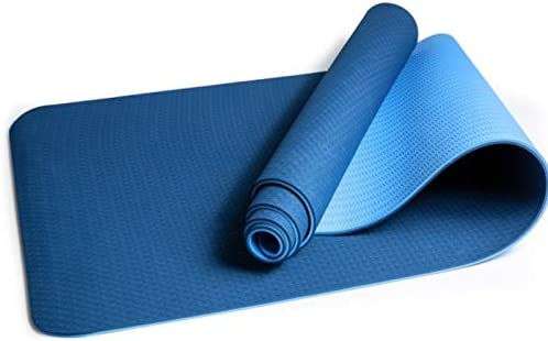 BAALAND Yoga Mat, Eco Friendly Pro Yoga Pilates Mat 1/3 inch Thick with Carrying Strap