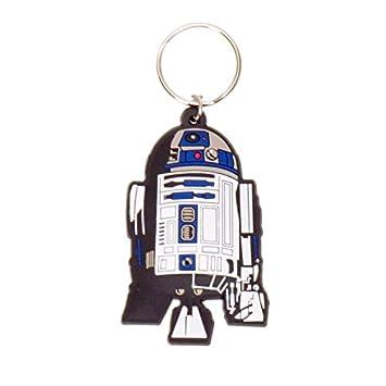 Star Wars R2-D2 Schlüsselanhänger - Schlüsselring Schlüssel Ring ...