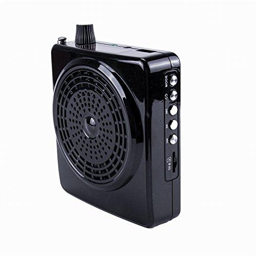 INIL Mini USB Portable FM Radio(black)